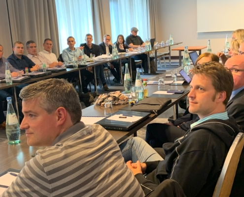 Mitgliederversammlung und Informationsveranstaltung des VDDS e.V. am 24.10.2019