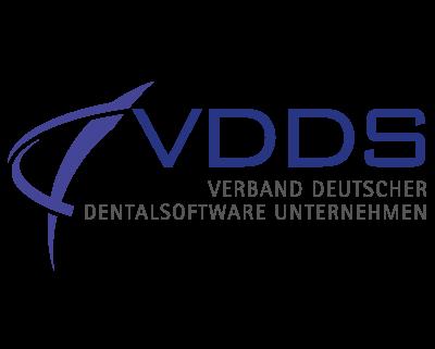 Logo VDDS - Verband Deutscher Dental-Software Unternehmen