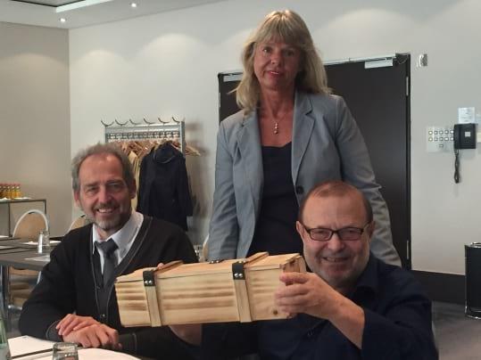 VDDS Mitgliederversammlung wählt Herrn Werner Rampetsreiter zum Stellvertretenden Vorsitzenden.