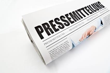 Pressemitteilungen des VDDS e.V.