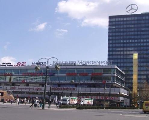 Das VDDS Hauptstadtbüro ist umgezogen in das Europa-Center, Tauentzienstraße 9-12, 10789 Berlin