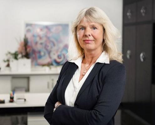 Sabine Zude, Vorsitzende des VDDS e.V.