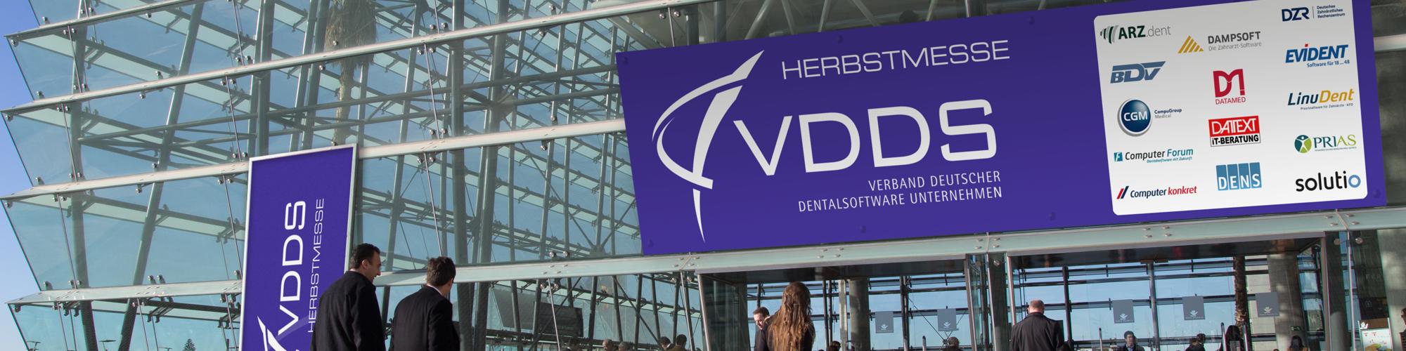 VDDS Herbstmesse 2021 - Verband Deutscher Dental-Software Unternehmen